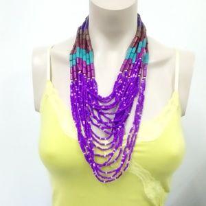 Jewelry - NWT Multi Strand Necklace Set